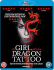 The Girl With The Dragon Tattoo (Blu-ray, 2010)