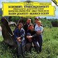 Streichquintett/Grosse Fuge von Hagen Quartett,Heinrich Schiff (1994)