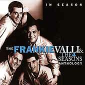In-Season-The-Frankie-Valli-and-the-4-Seasons-Anthology-2-Discs-CD-Set-Mint