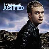Justin Timberlake - Justified (2002), used, excellent condition