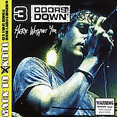 3-Doors-Down-SEALED-CD-Single-Here-Without-You-Pt-1