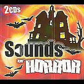 Details about Various Artists : Sounds of Horror 60 frightening minutes of  screeches, screams