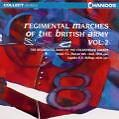 Regimental Marches Of The British Army Vol.2 von The Regimental Band Of The Coldstream Guards (1991)