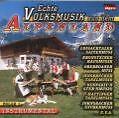 Echte Volksmusik Aus Dem Alpenland von Various Artists (2000)