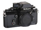 Nikon Film Cameras with Custom Bundle Nikon F2
