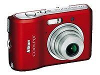 nikon coolpix l18 8 0mp digital camera red ebay rh ebay com Memory Card Nikon Coolpix L18 Nikon Coolpix L340