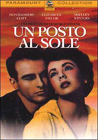 Un-posto-al-Sole-1951-DVD-Nuovo-Sigillato-Elizabeth-Taylor-Montgomery-Clift