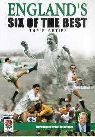 England's Six Of The Best - The Eighties [DVD], Good DVD, , Steve Gammond