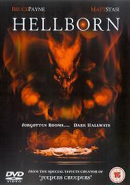Hellborn (2003) Horror DVD Bruce Payne