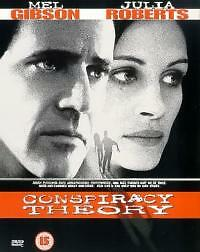 Conspiracy Theory DVD 1998 Mel Gibson - COTSWOLDS, United Kingdom - Conspiracy Theory DVD 1998 Mel Gibson - COTSWOLDS, United Kingdom