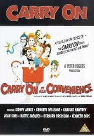 Carry On At Your Convenience (DVD)