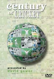 Century Of Cricket [DVD], Very Good DVD, ,