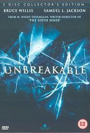 Unbreakable (DVD, 2013)