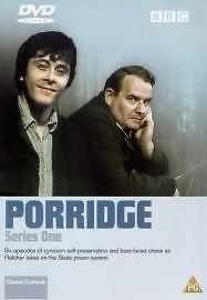 PORRIDGE-COMPLETE-SERIES-1-DVD-BARKER-6-EPISODES