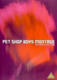 Pet Shop Boys - Montage - The Nightlife Tour (DVD, 2001)