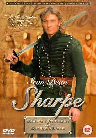 Sharpes-Regiment-Sharpes-Siege-Dvd-Sean-Bean-New-Factory-Sealed