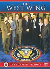 The-West-Wing-Series-1-DVD-2002-6-Disc-Set-Box-Set