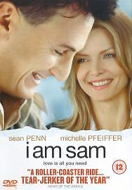 I AM SAM DVD 2002 Sean Penn Michelle Pfeiffer - Bournemouth, Dorset, United Kingdom - I AM SAM DVD 2002 Sean Penn Michelle Pfeiffer - Bournemouth, Dorset, United Kingdom