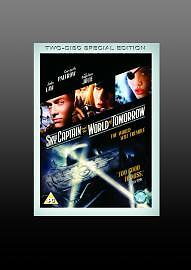Sky Captain And The World Of Tomorrow DVD 2005 2Disc Set - Grantham, United Kingdom - Sky Captain And The World Of Tomorrow DVD 2005 2Disc Set - Grantham, United Kingdom
