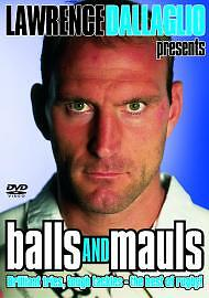 Laurence-Dallaglio-Mauls-And-Balls-DVD-2004