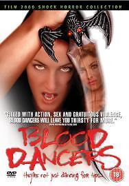 Blood Dancers (DVD, 2005)