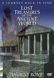 Lost Treasures Of The Ancient World : Ancient Rome [DVD Region 2 UK] *NEAR MINT*