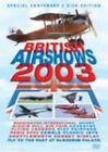 British Airshows 2003 (DVD, 2003, 2-Disc Set)