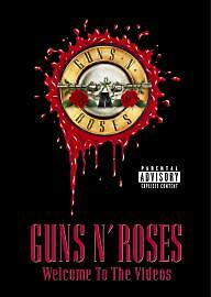 WELCOME-TO-THE-VIDEOS-GUNS-N-AND-ROSES-BRAND-NEW-DVD