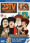 2DTV - Series 3 (DVD, 2005)