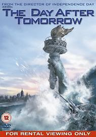 The Day After Tomorrow (DVD)***EXCELLENT CONDITION DISASTER EPIC ADVENTURE