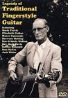 Legends Of Traditional Fingerstyle Guitar (DVD, 2003)