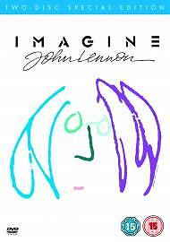 john-lennon-imagine-NEW-SEALED-DVD-Fast-Post-UK-STOCK-Top-seller