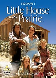 Little House On The Prairie -THE OFFICIAL DVD COLLECTION  EPISODES 34,35,36