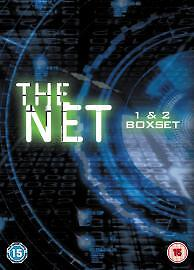 THE NET - COLLECTOR'S EDITION / THE NET 2.0 DVD, 2006, BOX SET - REGION 2 - NEW
