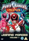 Power Rangers - Space Patrol Delta - Vol.1 Joining Forces (DVD, 2006)