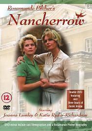 NANCHERROW BY ROSAMUNDE PILCHER - VERY GOOD CONDITION - DOUBLE DVD -