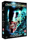 The Ultimate Alien And Predator Collectors Edition (DVD, 2007, 7-Disc Set, Box Set)