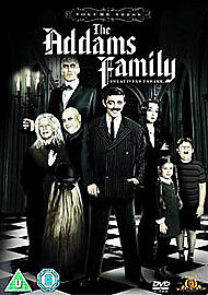 The Addams Family Vol.3 (DVD, 2007, 3-Disc Set)