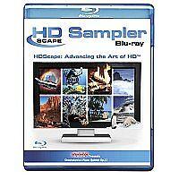 HDSCAPE HD SAMPLER BLU-RAY (Blu-ray, 2007) ADVANCING THE ART OF HD