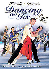 Torvill-Deans-Dancing-On-Ice-The-Live-Tour-2007-New-Sealed