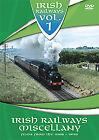 Irish Railways Vol.1 - Miscellany 1950's To 1970's (DVD, 2007)