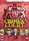 Crown Court Vol.2 (DVD, 2008, 4-Disc Set)