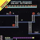 COMPUTOR ROCKERS - GALAXY DEFENDERS - CD ALBUM our ref 1645