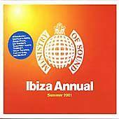 Various Artists - Ibiza Annual [2001] (2001) DOUBLE CD  ALBUM 40 TRACKS SALE K36