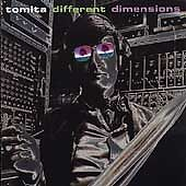 Tomita - Different Dimensions (Anthology, 1997)