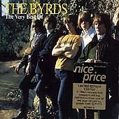 THE BYRDS The Very Best Of  The  CD ALBUM   NEW - NOT SEALED
