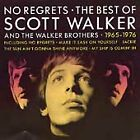 Scott Walker - No Regrets (The Best of and the Walker Brothers, 2000)