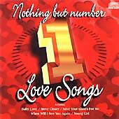Various Artists - Nothing But Number 1 Love Songs (2002)