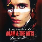 Adam Ant  Very Best of Adam and the Ants 2006 - <span itemprop='availableAtOrFrom'>Reading, United Kingdom</span> - Adam Ant  Very Best of Adam and the Ants 2006 - Reading, United Kingdom