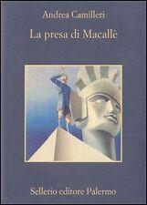 Letteratura e narrativa gialla e thriller tascabile Andrea Camilleri